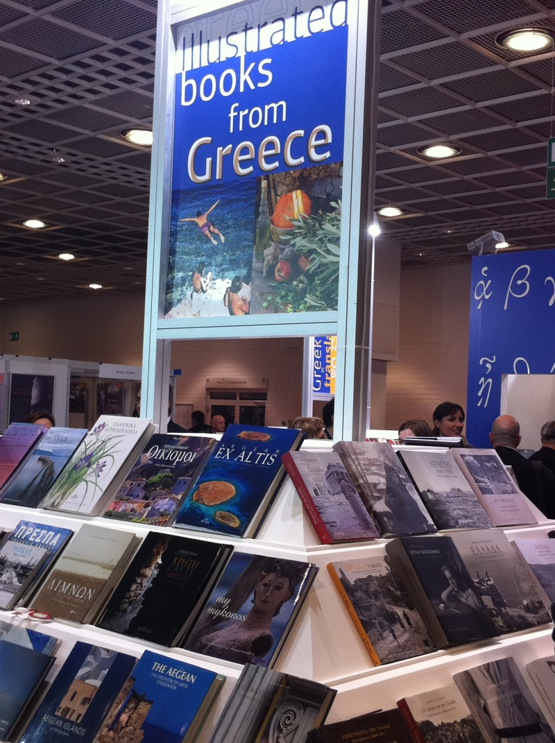 urban travel tales, Frankfurt Book Fair