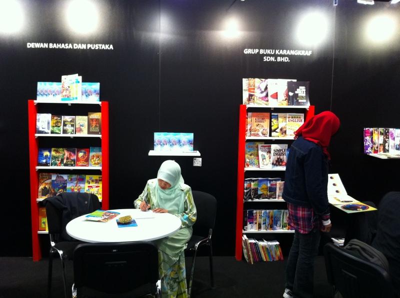urban travel tales, Frankfurt Book Fair