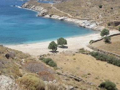 urbantraveltales, Kaliskia beach, Kea/Tzia, Greece, Karthaia