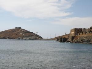 urban travel tales, Kea, Tzia, Lighthouse