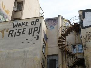 urbantraveltales, Exarcheia Athens Greece street art