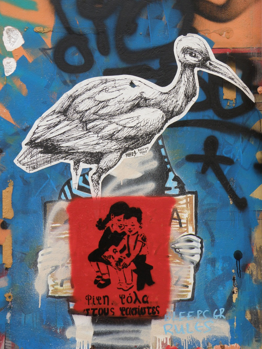 urbantraveltales, Exarcheia Athens Greece street art, Cultural Heritage