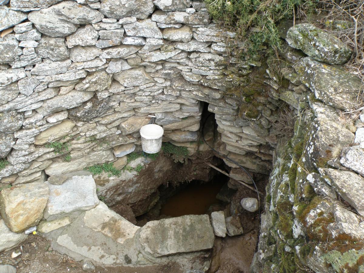 urban travel tales, Greece Cyclades Kea Byzantine restore