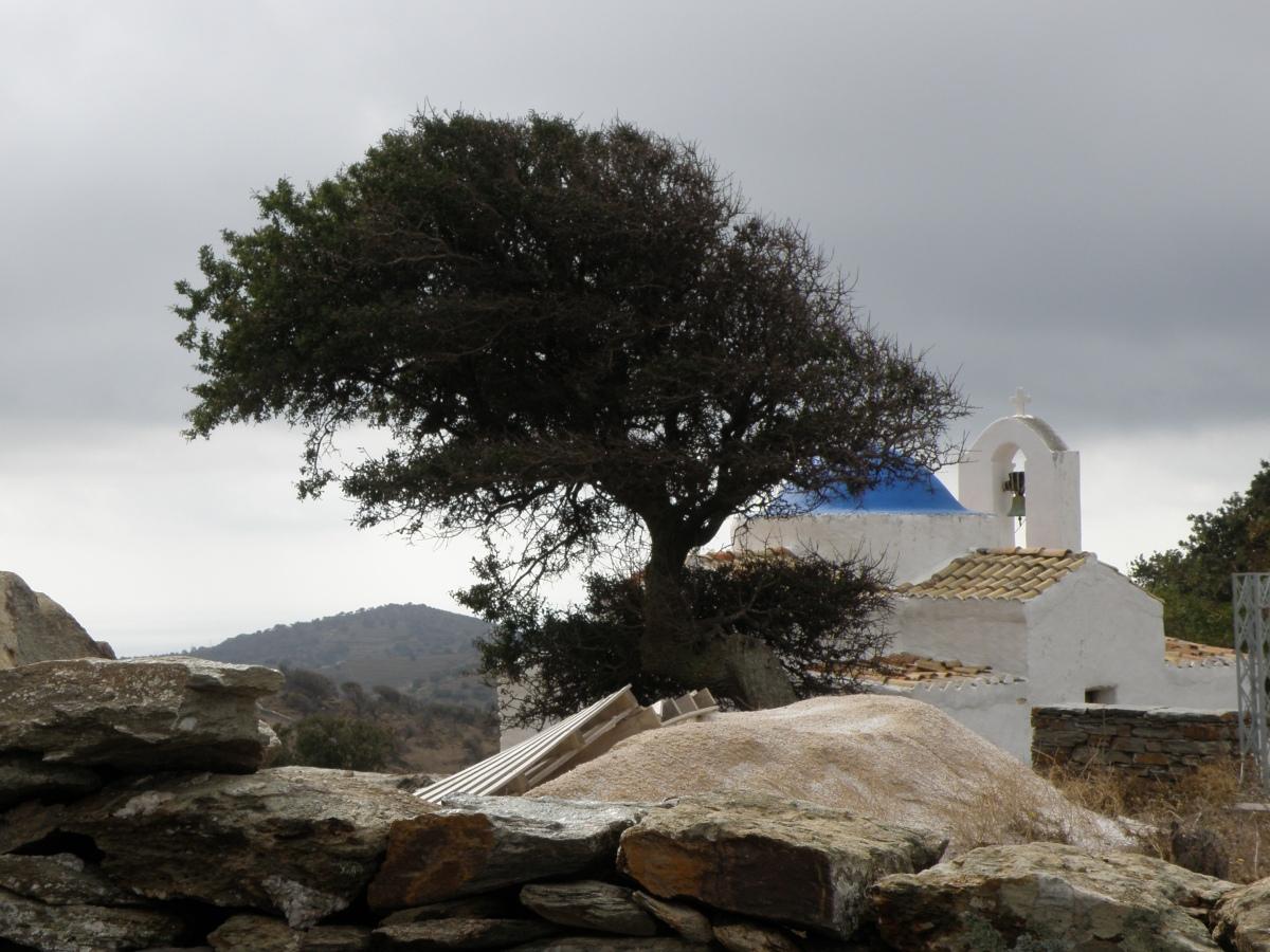 Κάντε έναν περίπατο στην άγνωστη Βυζαντινή Κέα