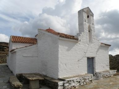 urban travel tales, photography Greece Cyclades Kea Byzantine church