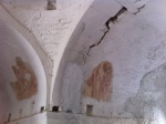urbantraveltales, restoration Byzantine mural Greece Cyclades Kea