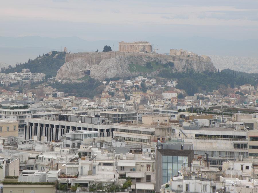 urbantraveltales, Acropolis view, Athens Greece