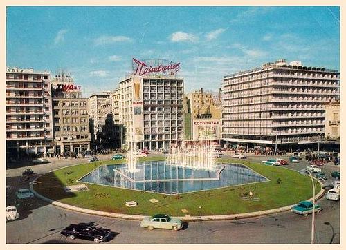 urbantraveltales, Athens Greece, Omonoia 1964