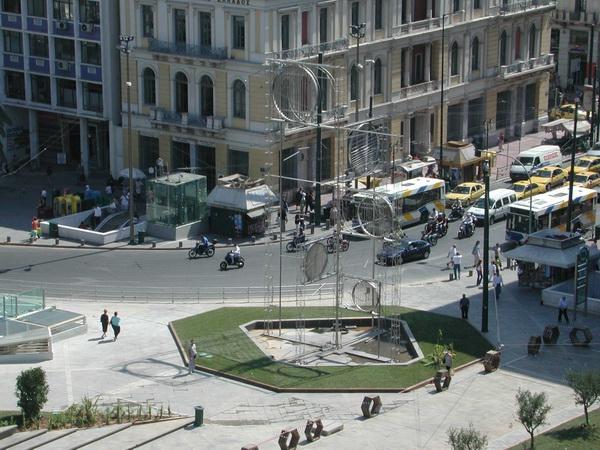 urbantraveltales, Athens Greece, Omonoia 2011