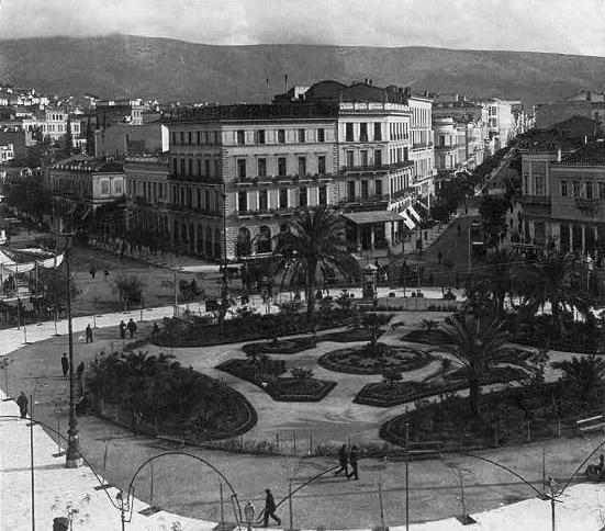 urbantraveltales, Athens Greece, Omonoia1903