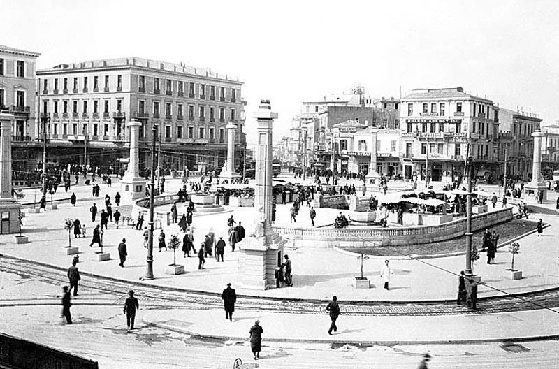 urbantraveltales, Athens Greece, Omonoia1931