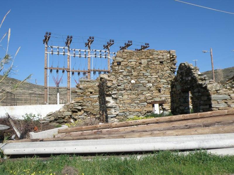urban travel tales, at the  Greek island of Kea