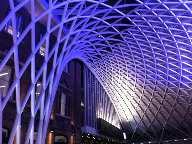 urbantraveltales, London King's Cross station