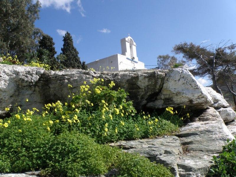 urbantraveltales, spring in Greek island Kea