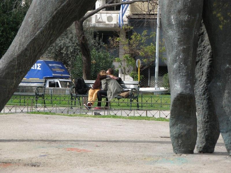 urban travel tales, Athens, city center 2013 Πλατεία Κλαυθμώνος