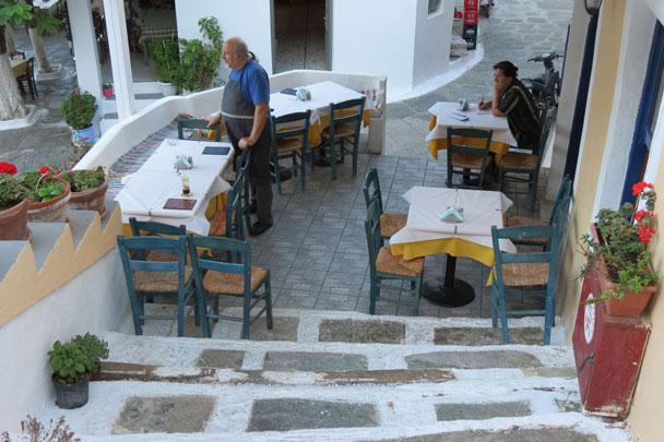 urban travel tales, Cyclades, Ioulida, Chora, Kea, Rolando