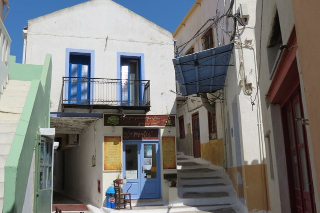 urban travel tales, Kea/Tzia, Ioulida, Chora,, Greece, Cyclades
