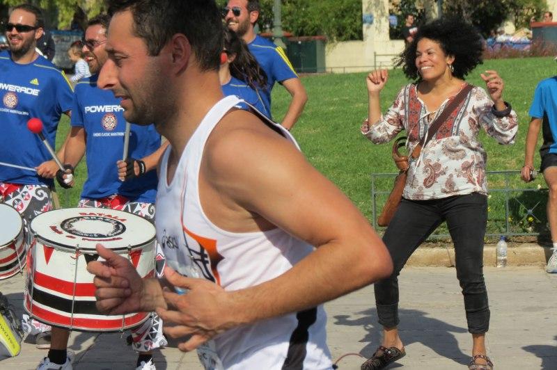 urban travel tales, Athens Classic Marathon