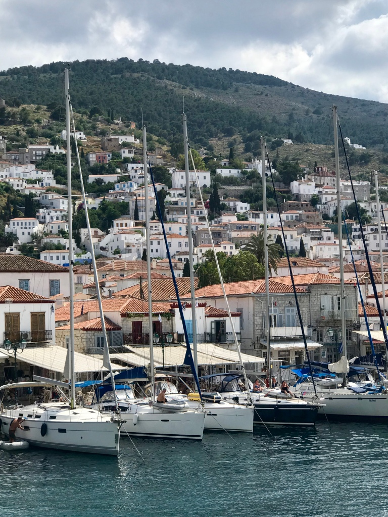Hydra the port